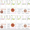 Free Spirit - Kelli May-Krenz / Snail Mail Love / Postcard PANEL / PWKK012.GARDEN