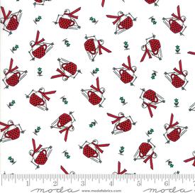 Moda - Merry Merry Snow Days / Snowman Teacup / 2941-14