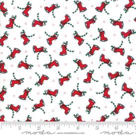 Moda - Merry Merry Snow Days / Snowman Stocking / 2943-14