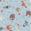 Clothworks - Dreaming Of Snow / Animals / Y2754-87