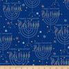 QT - Happy Haunukka / 27165 Blue