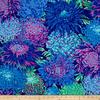 Kaffe - Japanese Chrysanthemum – PWPJ041 – BLUE