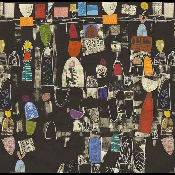 Marcia Derse - FULL PANEL - Art History 101 - Timeline: Lecture Black / 50764D-1