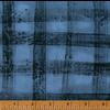 Marcia Derse - Treasure Hunt / tin cup / blue plaid / 43192-25