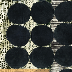 Marcia Derse - Curiosity / circle / black / Digital / 51954D-1