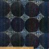 Marcia Derse - Curiosity / circle / blue rainbow / Digital / 51955D-2