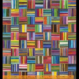 Marcia Derse - FULL PANEL - Curiosity / Digital / Field Guide: To Palette / 51957D-X