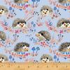 Windham - Betsy Olmsted / Fox Wood - Hedgehog / Blue / 43499A-4
