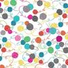 Kanvas - Knit Together Cats / Yarn Balls / White / 07872-09