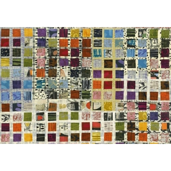 Marcia Derse - PARTIAL PANEL - Curiosity / Digital / Field Guide: To Art History 101 / 51956D-X