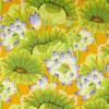 Kaffe Fassett - Lake Blossoms / QGP93 YELLOW
