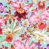 Kaffe Fassett - Orchids  / PWPJ092 NATURAL