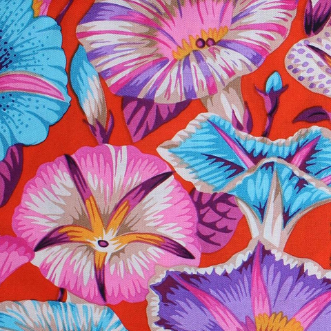 Kaffe Fassett - Morning Glory / PWPJ098 RED