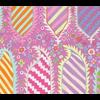 Kaffe Fassett - Striped Herald / PWGP153 PINK