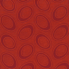 Kaffe Fassett - Aboriginal Dot / GP71 PUMPKIN