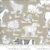 Moda - On The Farm / Animal Farm / Khaki / 20702-18