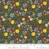 Moda - On The Farm / Farm Picked Flowers / Grey / 20704-22