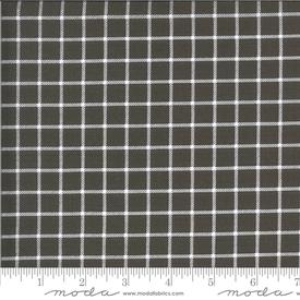 Moda - On The Farm / Country Checker / Grey / 20707-22