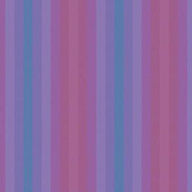 Allison Glass - Kaleidoscope - Shot Cotton - STRIPE / THISTLE