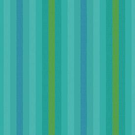Allison Glass - Kaleidoscope - Shot Cotton - STRIPE / TEAL.