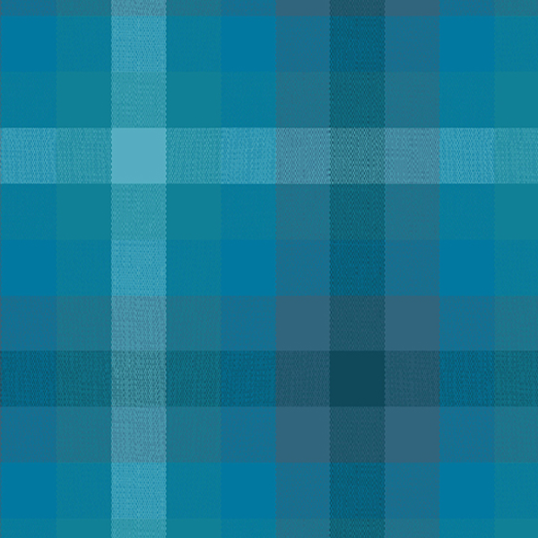 Allison Glass - Kaleidoscope - Shot Cotton - PLAID / DENIM.