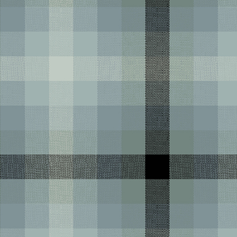 Allison Glass - Kaleidoscope - Shot Cotton - PLAID / CHARCOAL