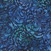 RK - BATIK - Lively Garden / AMD-19725-4 BLUE