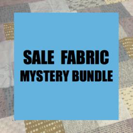 Mystery Bundle - SALE FABRIC ASSORTMENT