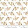 Moda - Squirrelly Girl / Squirrels / Ivory / 2970-14
