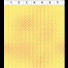 Clothworks - Flower Talk - Masha D'yans - Honeycomb / Yellow / y3013-9
