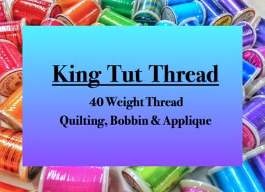 Superior Threads - King Tut