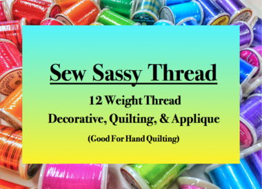 Superior Threads - Sew Sassy