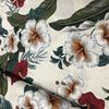 Hoffman - Barkcloth - On the Lanai / Flowers / Q5004-651