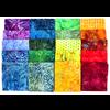 FQ Bundle - Batiks / Rainbow (BQB-13)