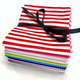 FQ Bundle - Be Colourful Stripes  (BQB-22)