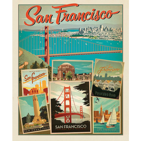 RB - PANEL / Destination / San Francisco