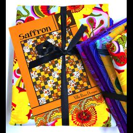Quilt Kit - Saffron (FQK-15)
