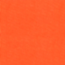 Clothworks - ORGANIC POPLIN FABRIC / Everyday Organic Solids / Y0890-37 / Bright Orange