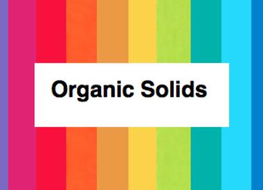 Organic Solids