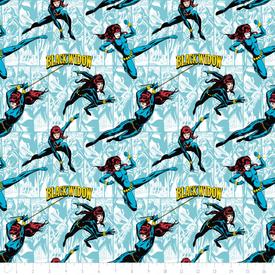 Camelot - Marvel Comics / Black Widow / 13020306-02 / Blue