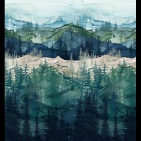 Nothcott - Melanie Samra / Whispering Pines / Mountain Scenic / DP23751-46