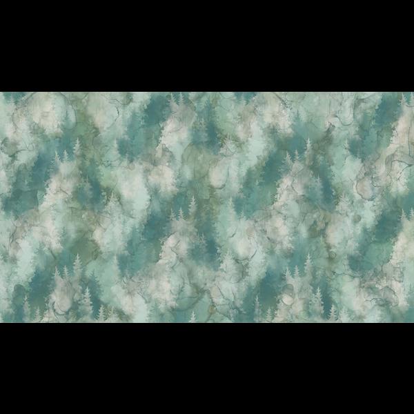 Nothcott - Melanie Samra / Whispering Pines / Pine Trees / Celedon / DP23753-62