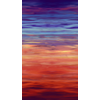 Northcott - The View From Here 2 / Digital Prints / Sky Ombre / Sienna Purple / DP23769-34