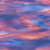 Northcott - The View From Here 2 / Digital Prints / Sky / Violet / DP23773-85