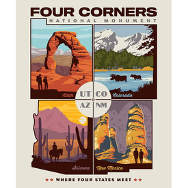 RB - PANEL / Destination / Four Corners