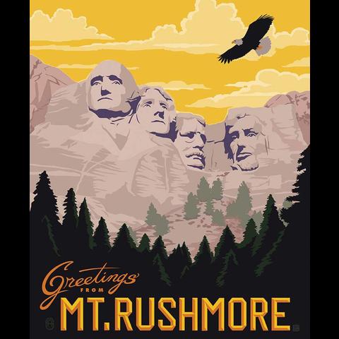 RB - PANEL / Destination / Mt. Rushmore / P10165-RUSHMORE