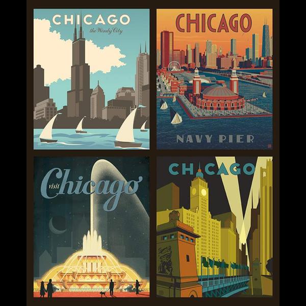 RB - PANEL / Destination / Chicago