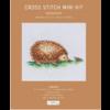 Cross Stitch Mini Kit / Hedgehog