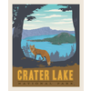 RB - CRATER LAKE - National Park Panel