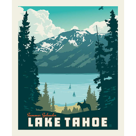 RB - PANEL / Destination / Lake Tahoe